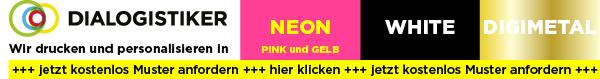 Banner mit Klick zum Kontaktformular