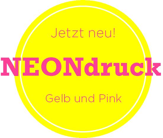 Neon-Druck